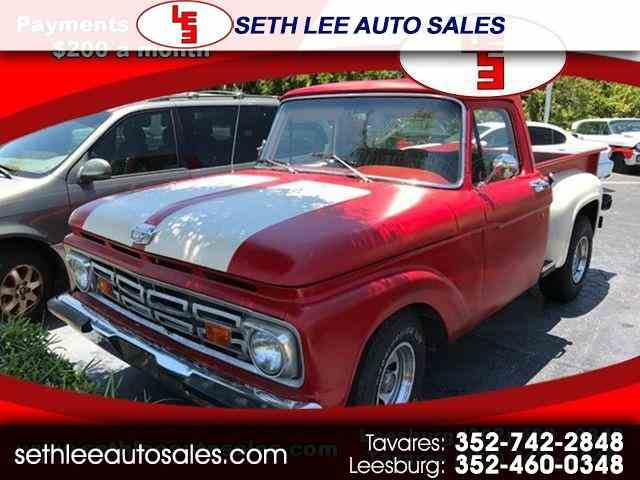 Picture of Classic 1964 F100 located in Florida - $8,888.00 Offered by  - N7SN