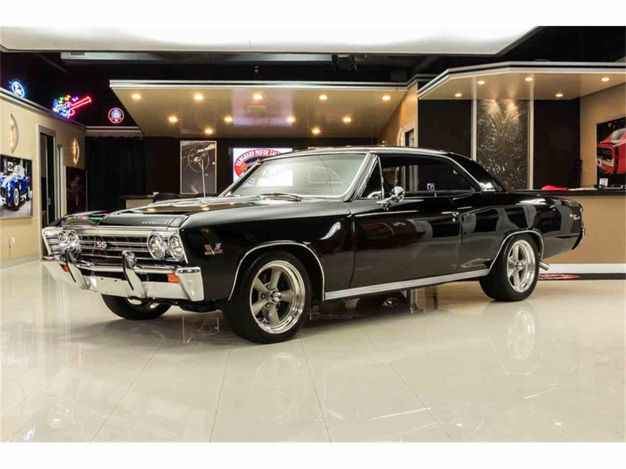 1967 Chevrolet Chevelle SS for Sale | ClassicCars.com | CC-1083197