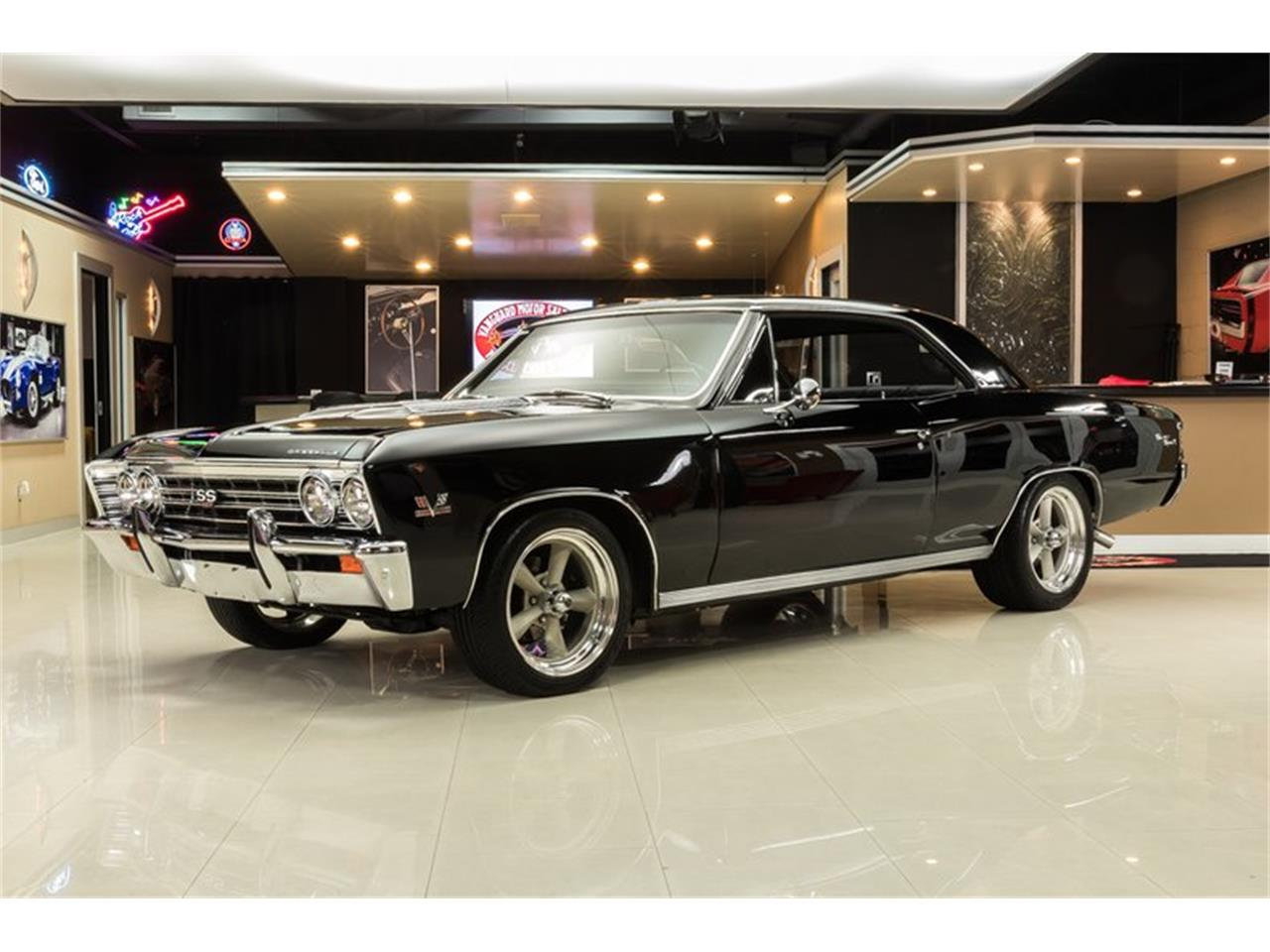 For Sale 1967 Chevrolet Chevelle Ss In Plymouth Michigan