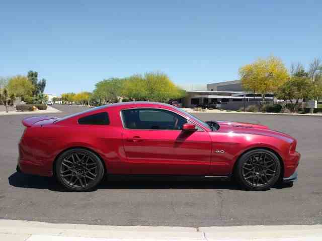 Picture of '12 Mustang - N7SU