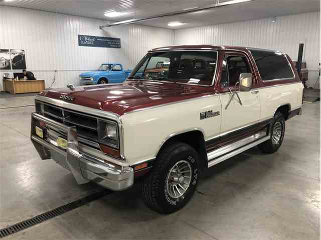 Picture of '87 Ramcharger - N7SV