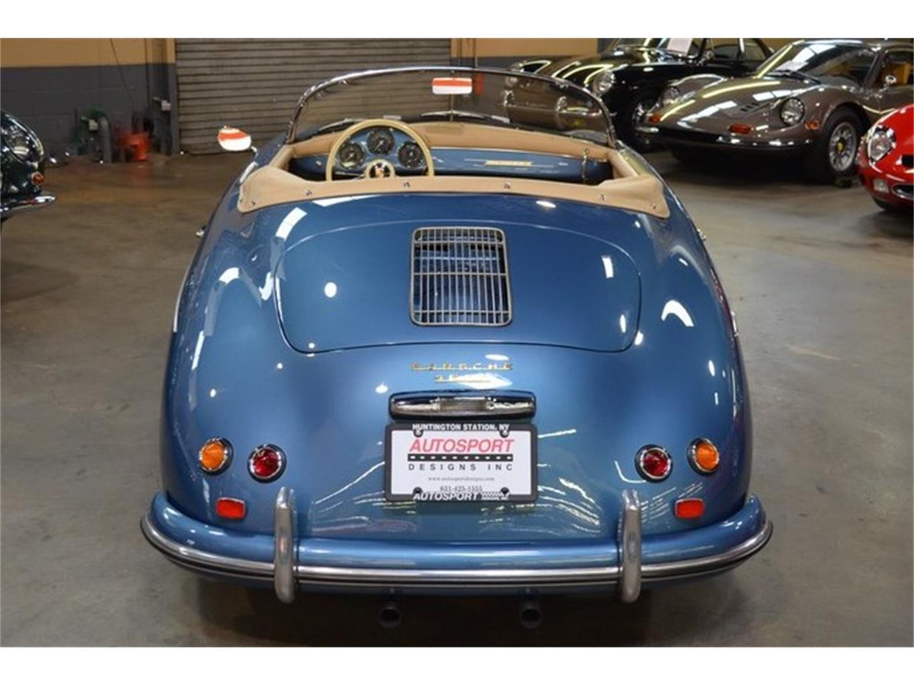 1956 Porsche 356 for Sale   ClassicCars.com   CC-1080032