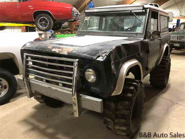 Picture of '73 Bronco - N7T1