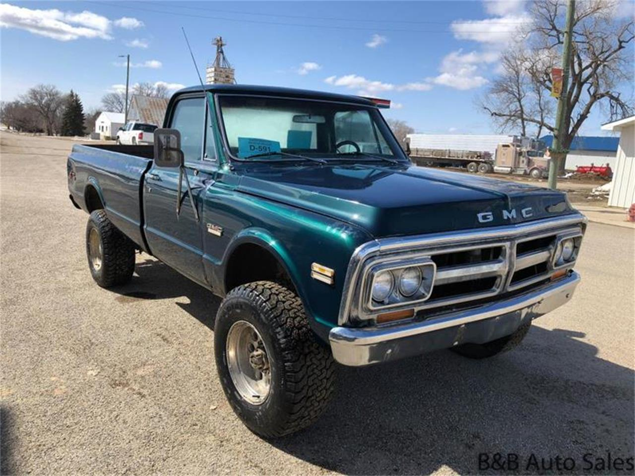 For Sale: 1971 GMC K20 in Brookings, South Dakota