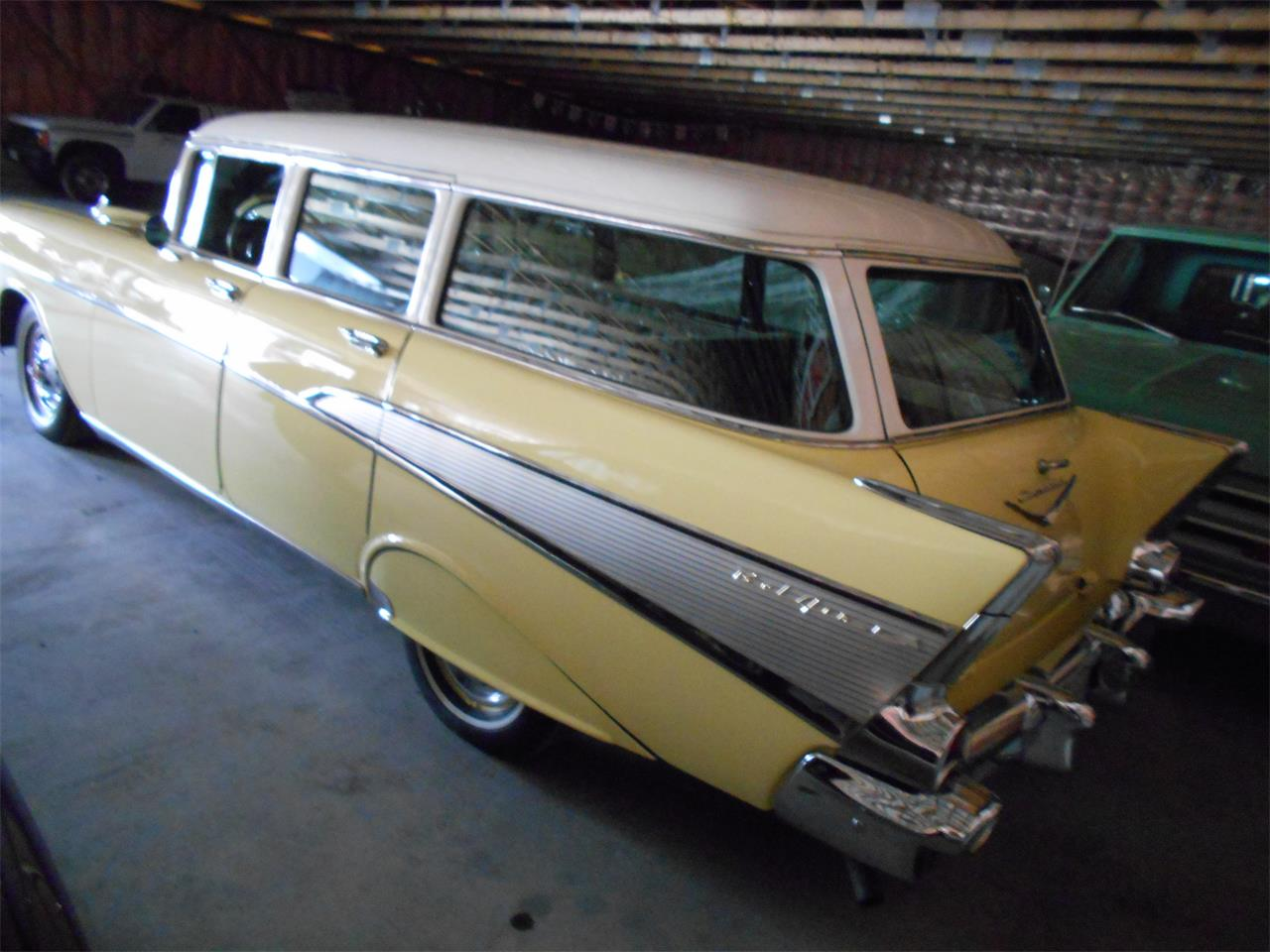 Large Picture of 1957 Chevrolet Bel Air Wagon - $22,900.00 Offered by a Private Seller - N7TI