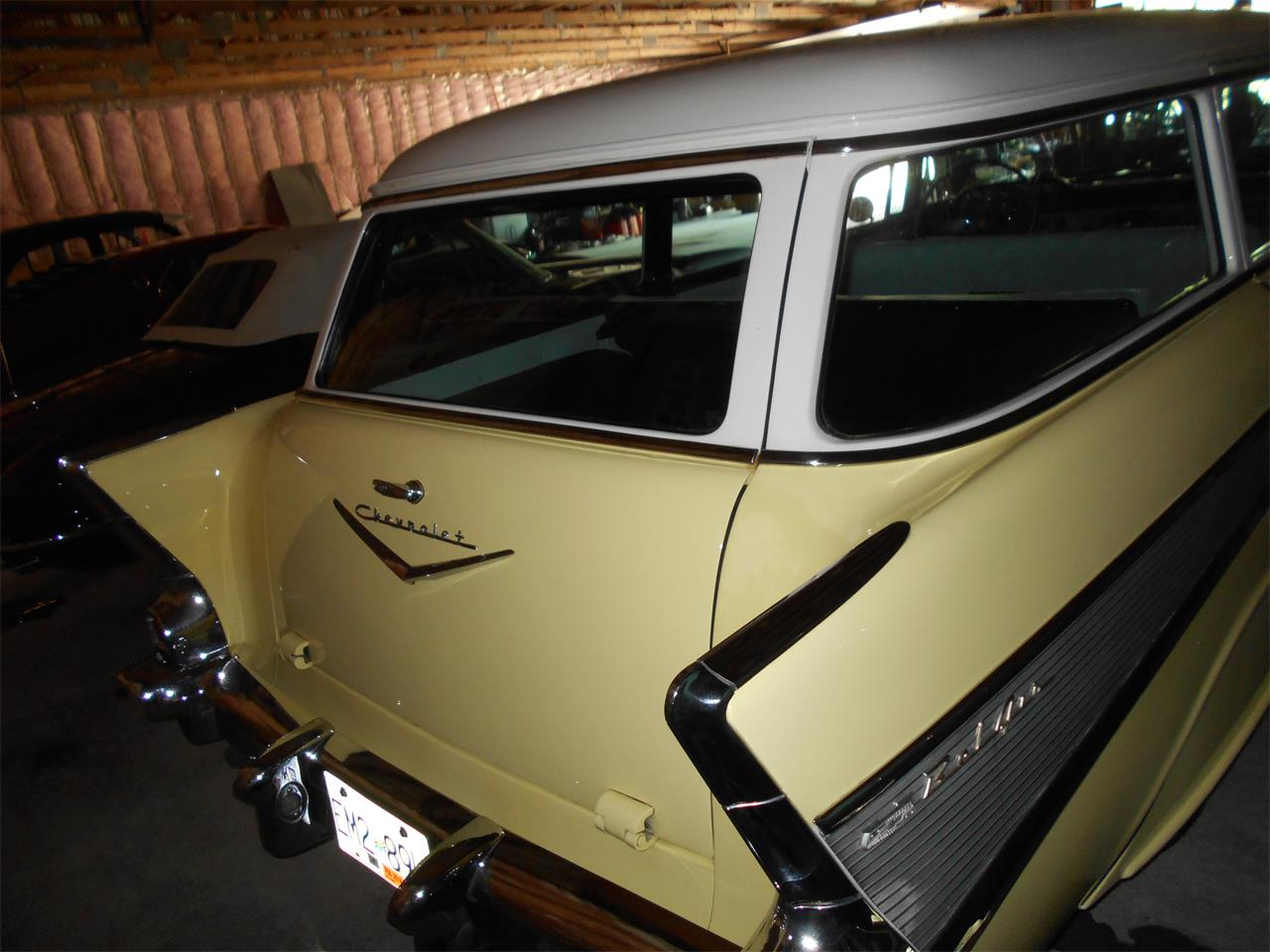 Large Picture of Classic 1957 Bel Air Wagon - $22,900.00 Offered by a Private Seller - N7TI