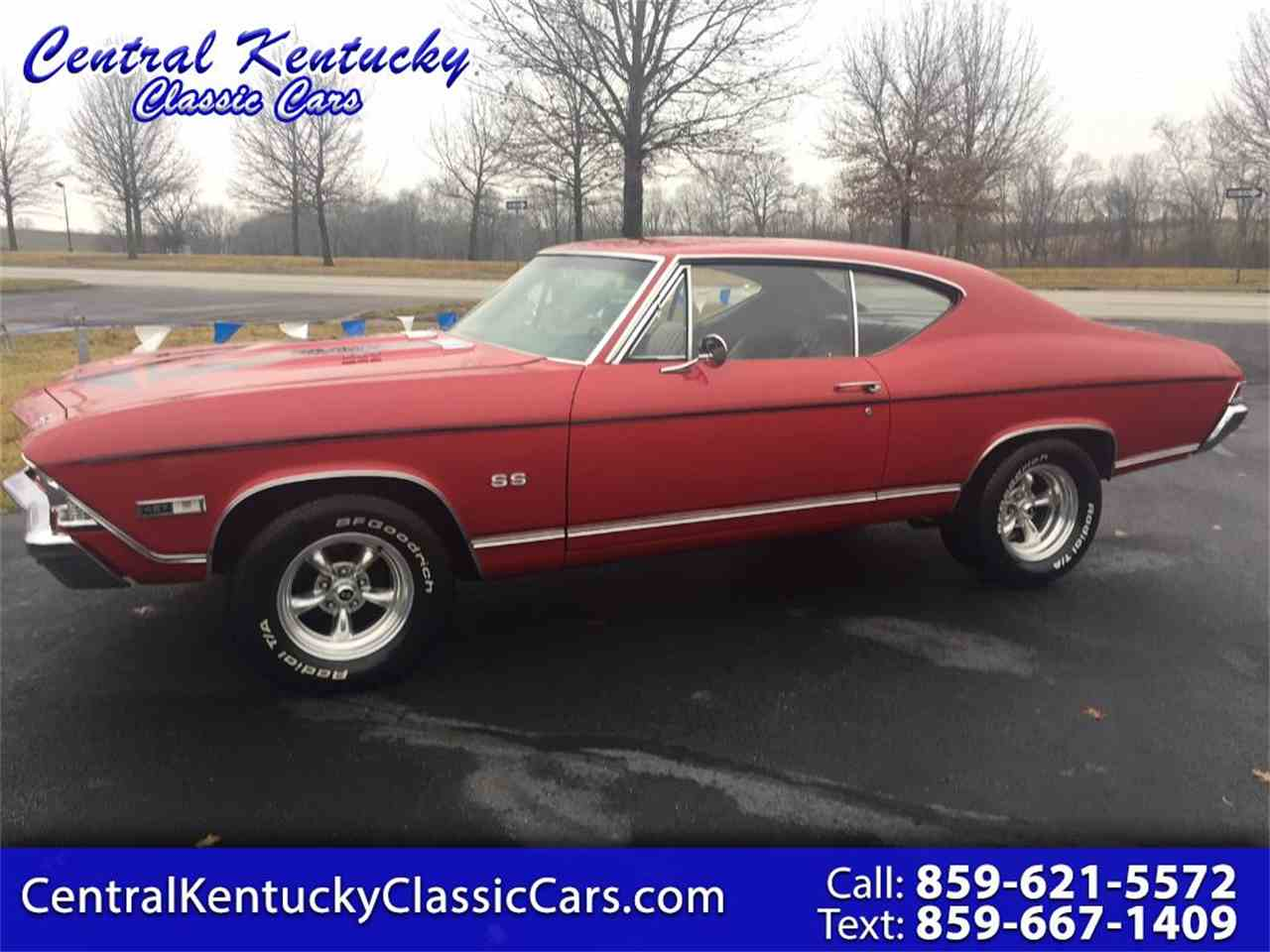 1968 Chevrolet Chevelle for Sale | ClassicCars.com | CC-1080323