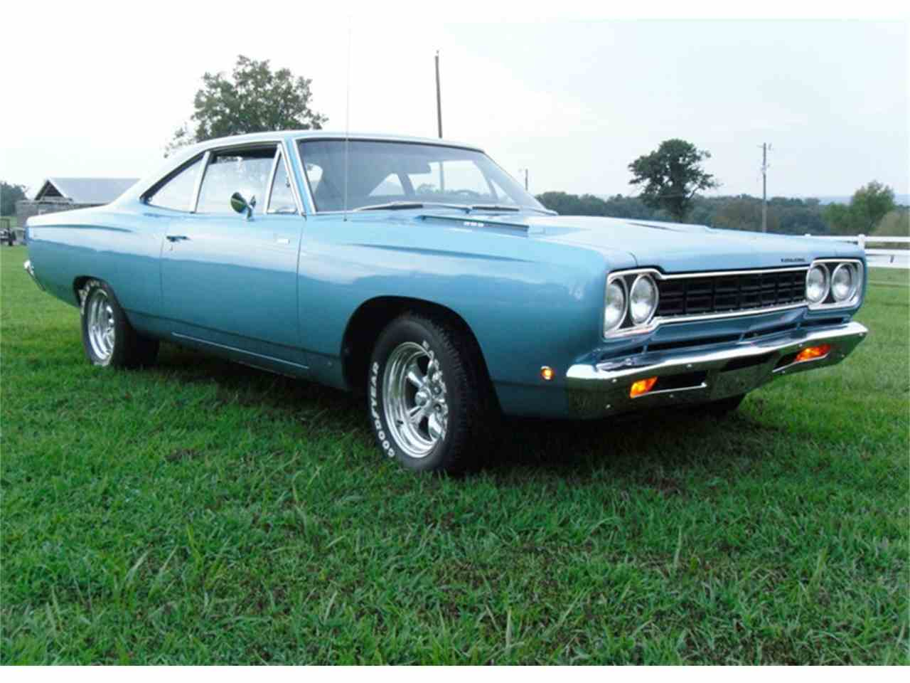 1968 Plymouth Road Runner for Sale | ClassicCars.com | CC-1083267