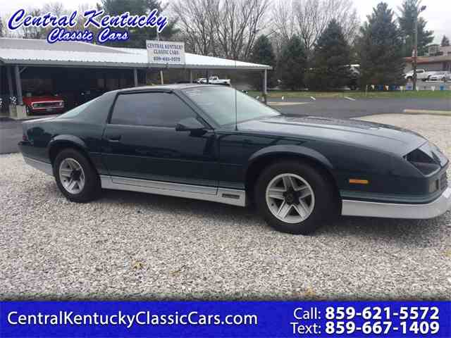 Picture of '85 Camaro - N5L8