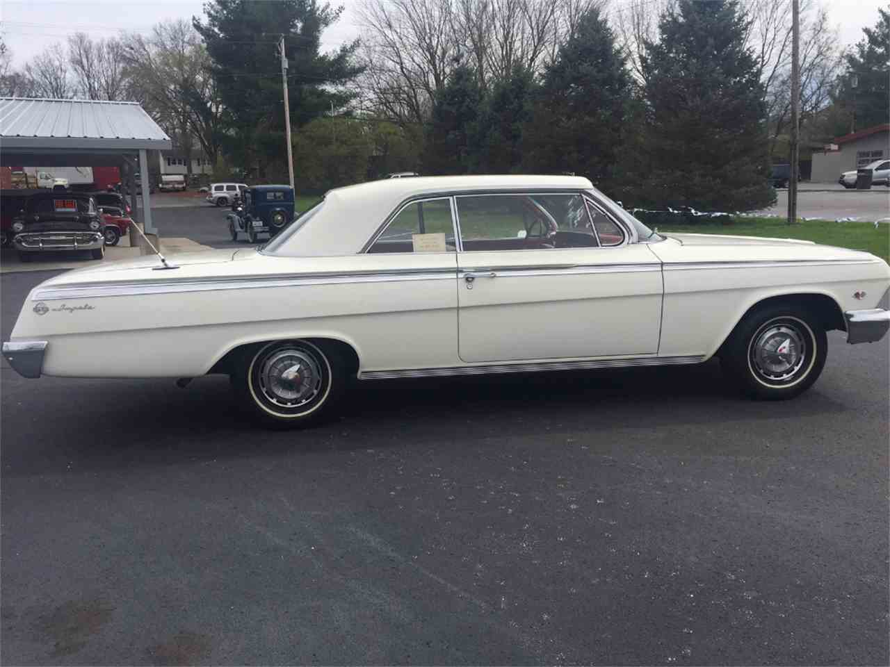 Large Picture of '62 Impala SS - N5LE