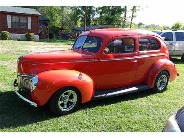 Picture of Classic 1940 Ford Sedan Offered by a Private Seller - N800