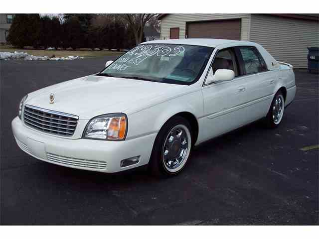 Picture of '01 DeVille - N807