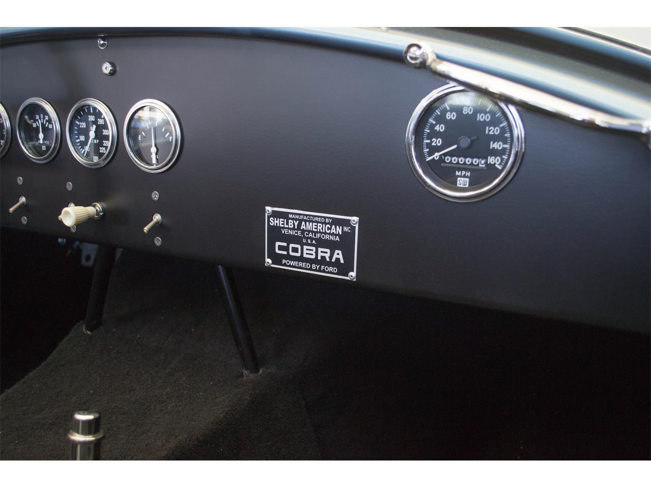 Large Picture of 1964 Shelby CSX - N809