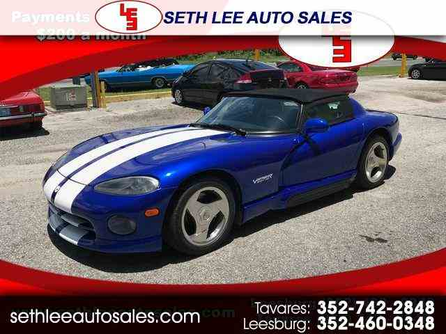 Picture of '95 Dodge Viper located in Florida - N5LO