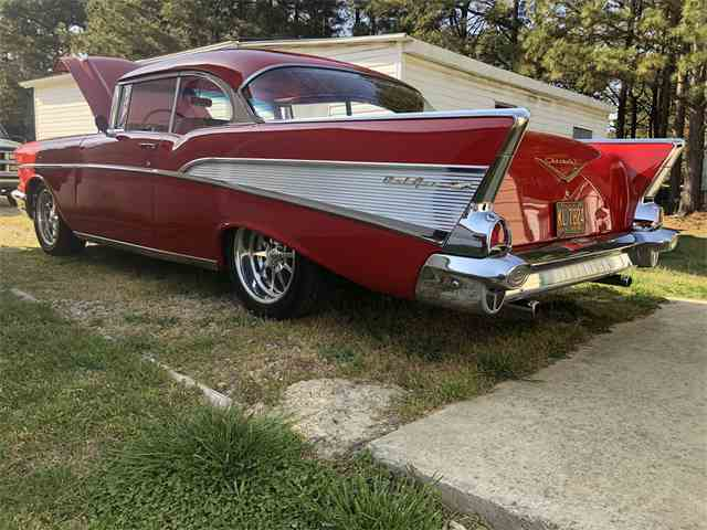 Picture of '57 Bel Air - N80T