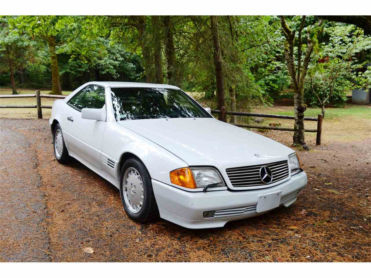 1991 mercedes benz 500sl for sale cc for 1991 mercedes benz