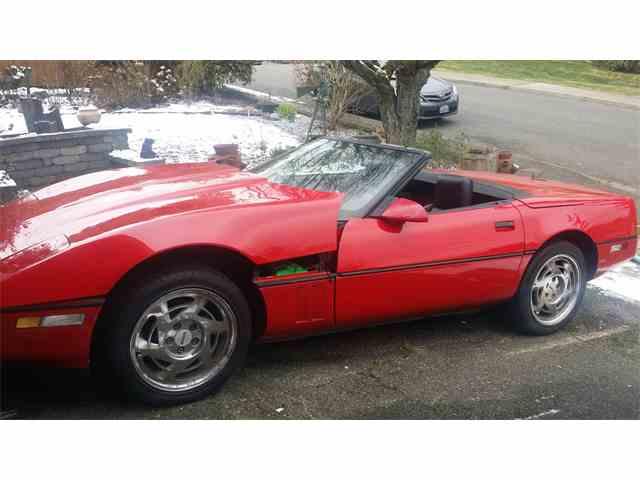 Picture of '87 Corvette - N81C
