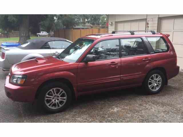 Picture of '04 Forester - N81D
