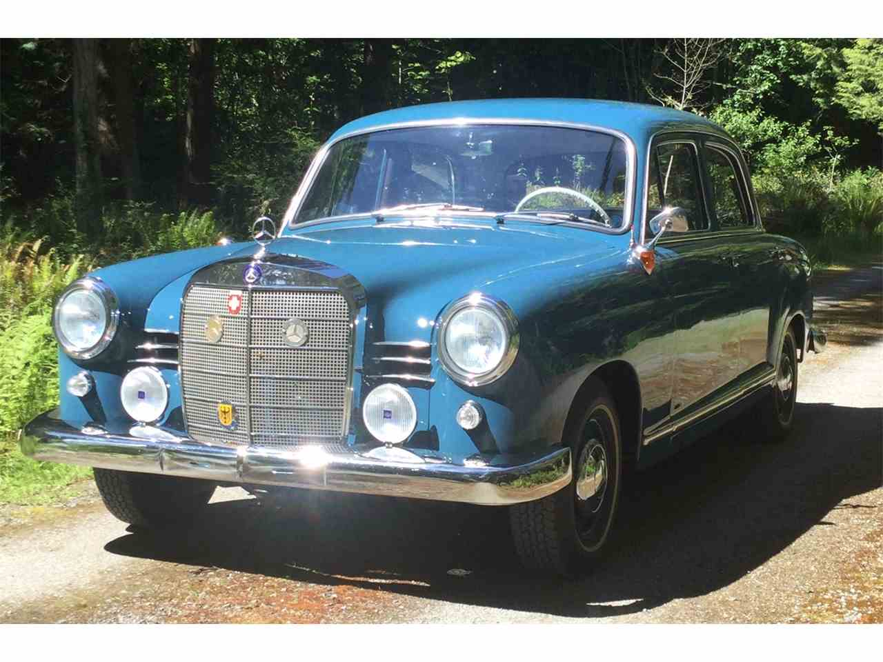 1960 Mercedes-Benz 190 for Sale | ClassicCars.com | CC-1083514