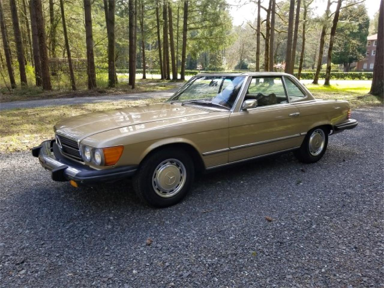 Large Picture of '75 450SL - N81P