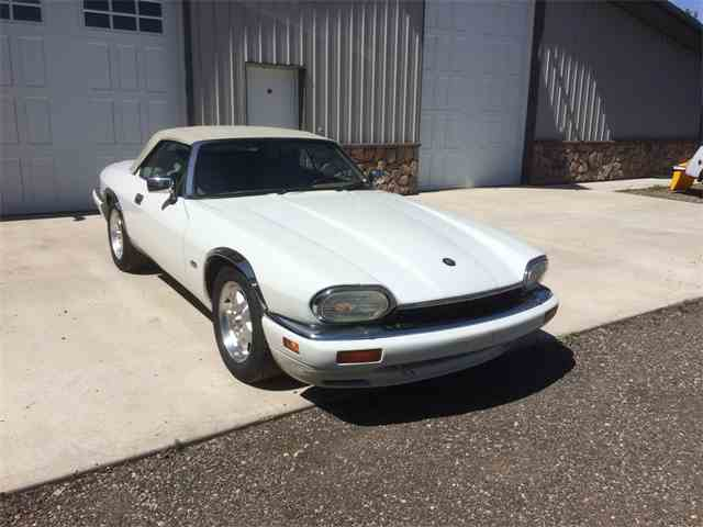 Picture of '93 XJS - N81S