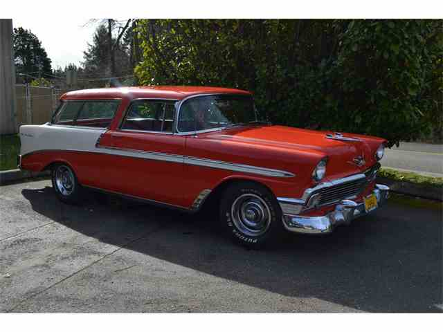 Picture of 1956 Nomad located in Washington - N81T