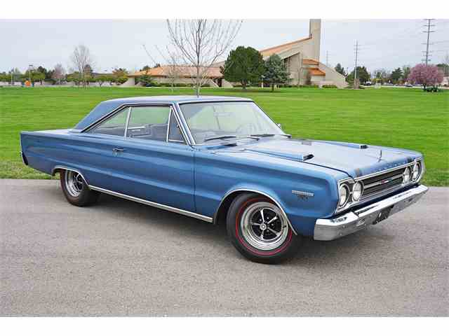 Picture of '67 GTX - N81X