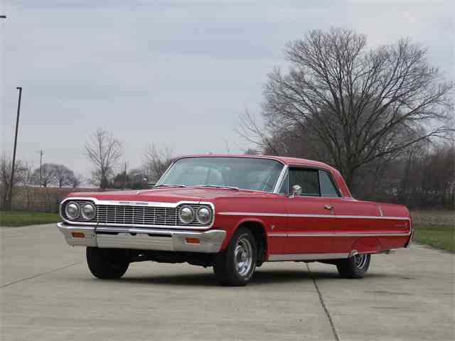 Picture of '64 Impala - N81Y