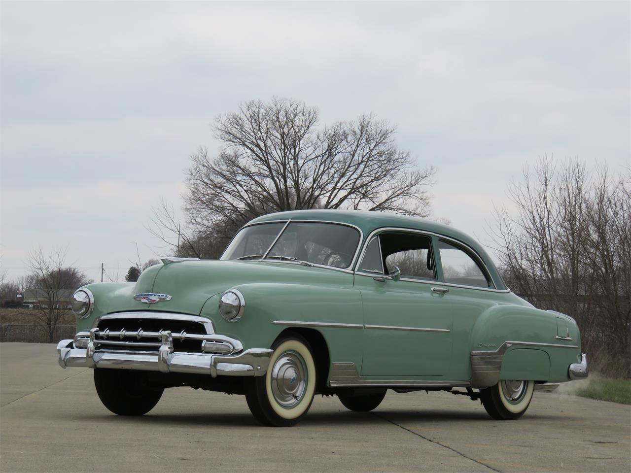 Large Picture of '52 Bel Air Auction Vehicle Offered by Earlywine Auctions - N81Z