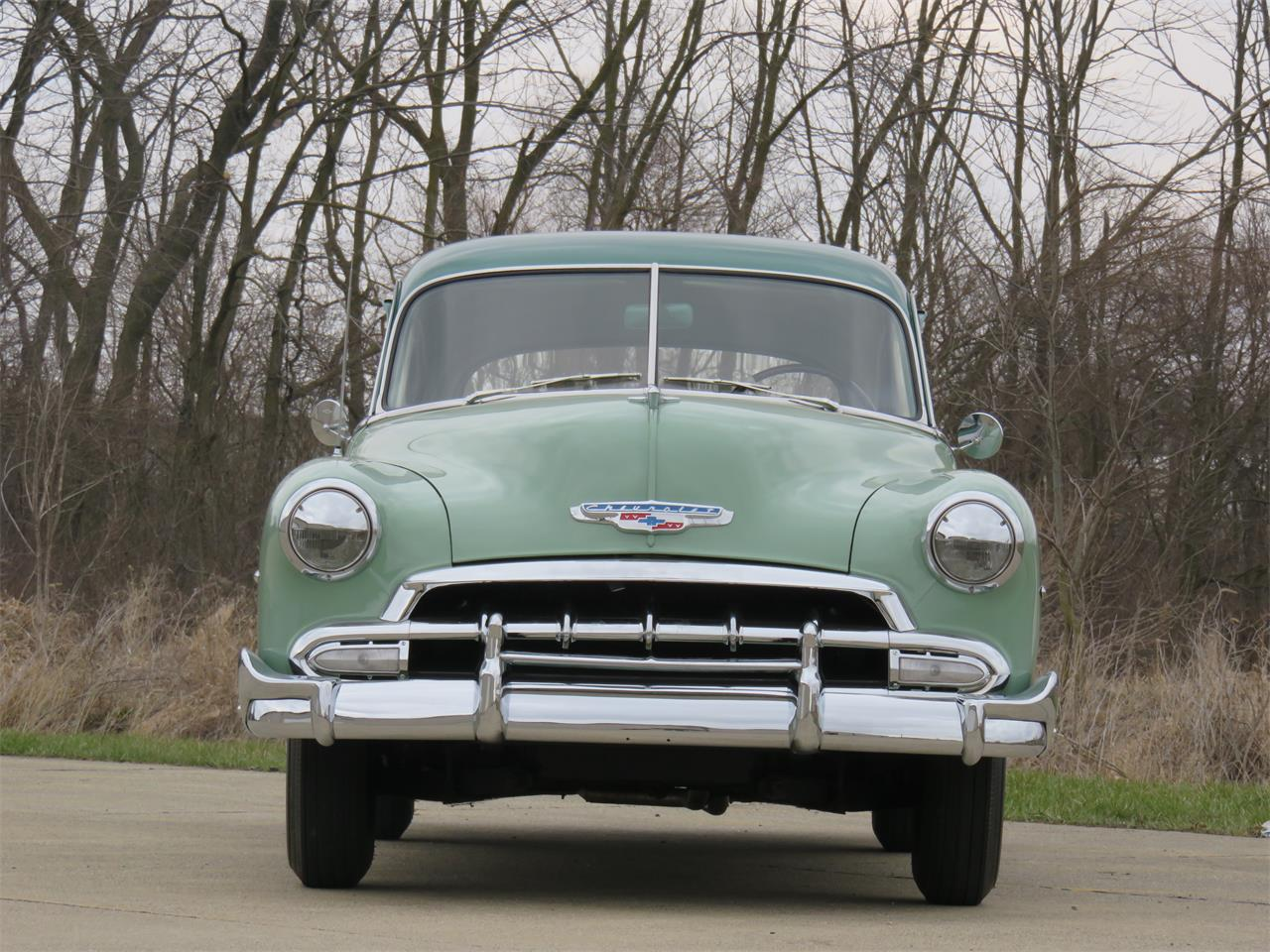 Large Picture of 1952 Chevrolet Bel Air located in Kokomo Indiana Auction Vehicle Offered by Earlywine Auctions - N81Z