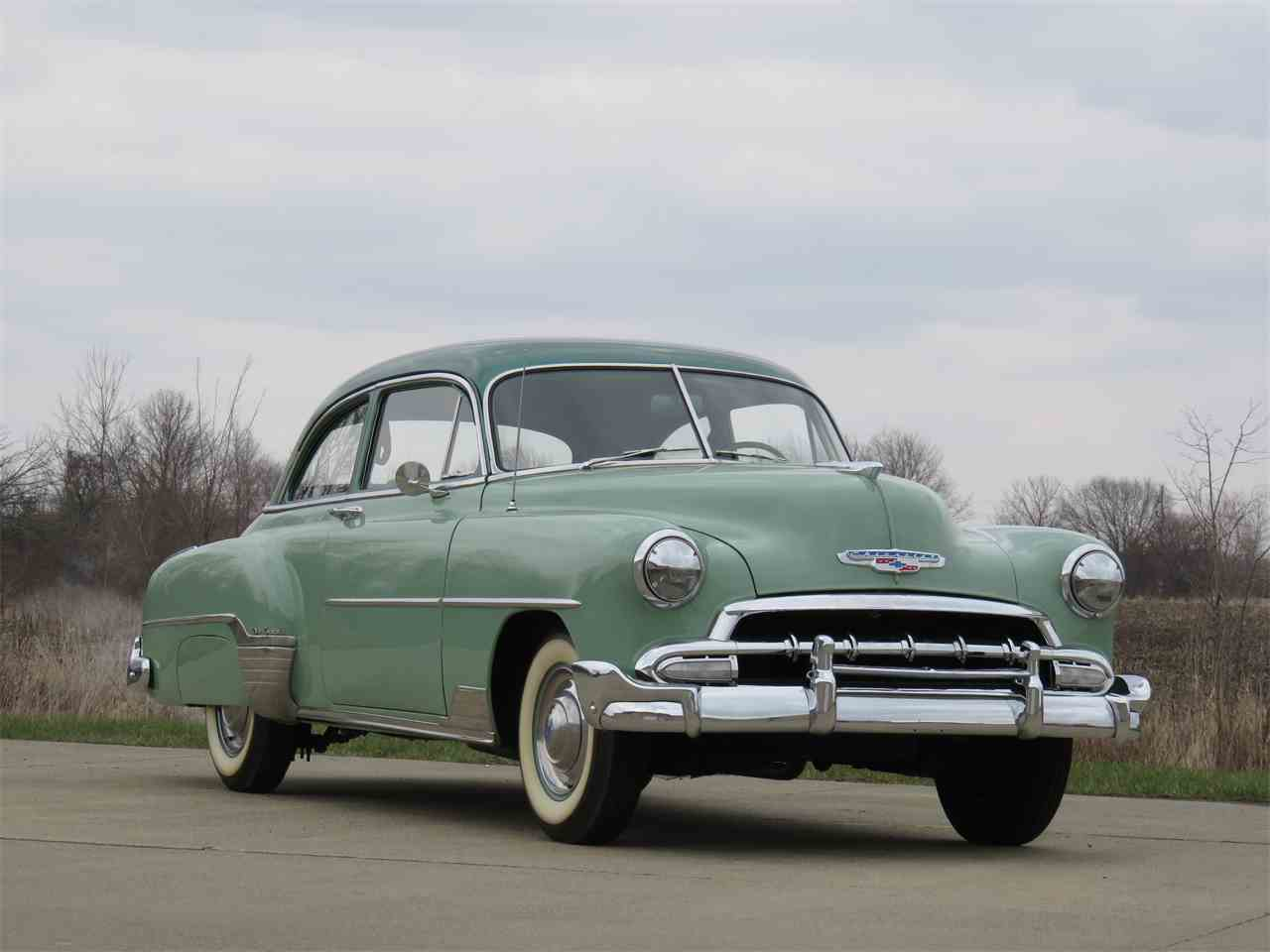 Large Picture of '52 Bel Air - N81Z