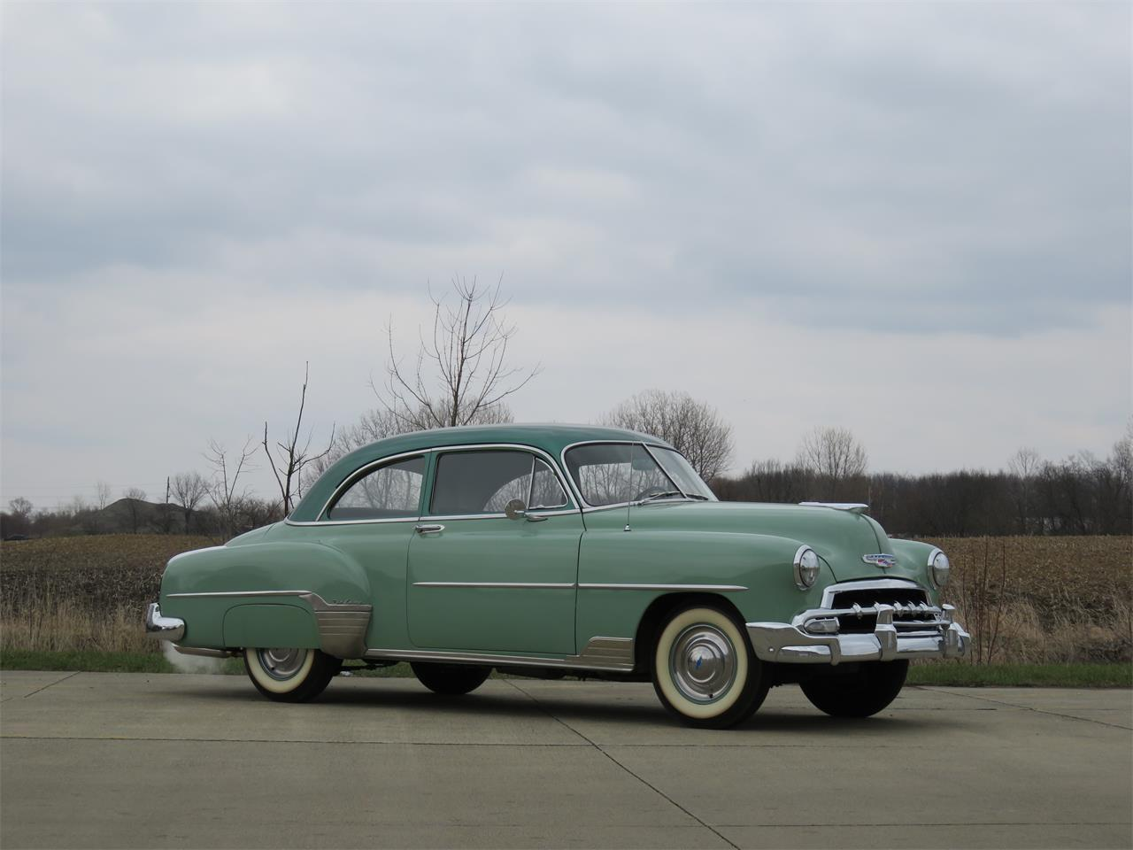 Large Picture of '52 Bel Air Auction Vehicle - N81Z