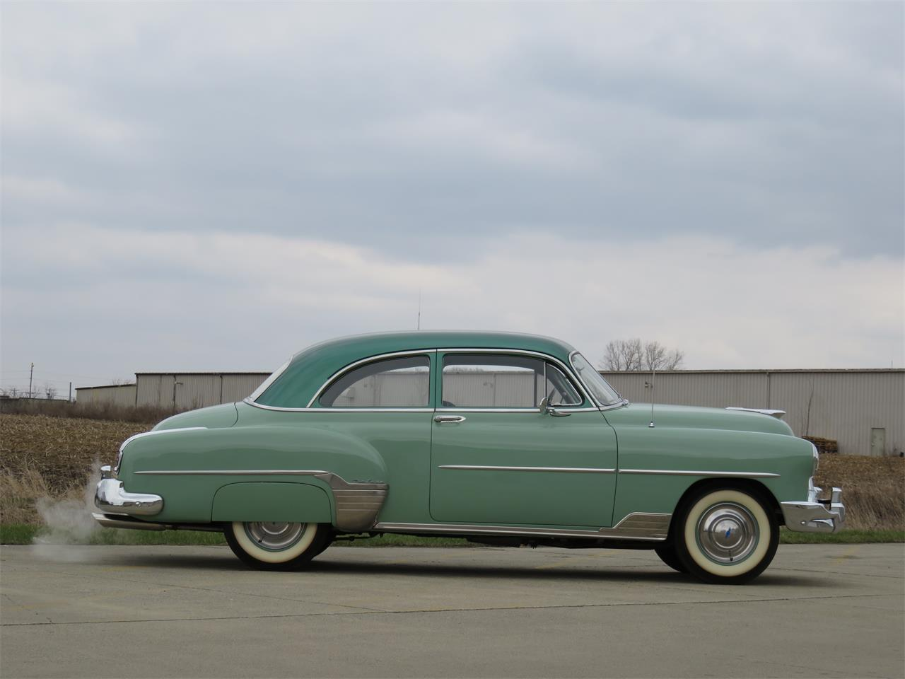 Large Picture of Classic 1952 Bel Air located in Indiana Auction Vehicle Offered by Earlywine Auctions - N81Z