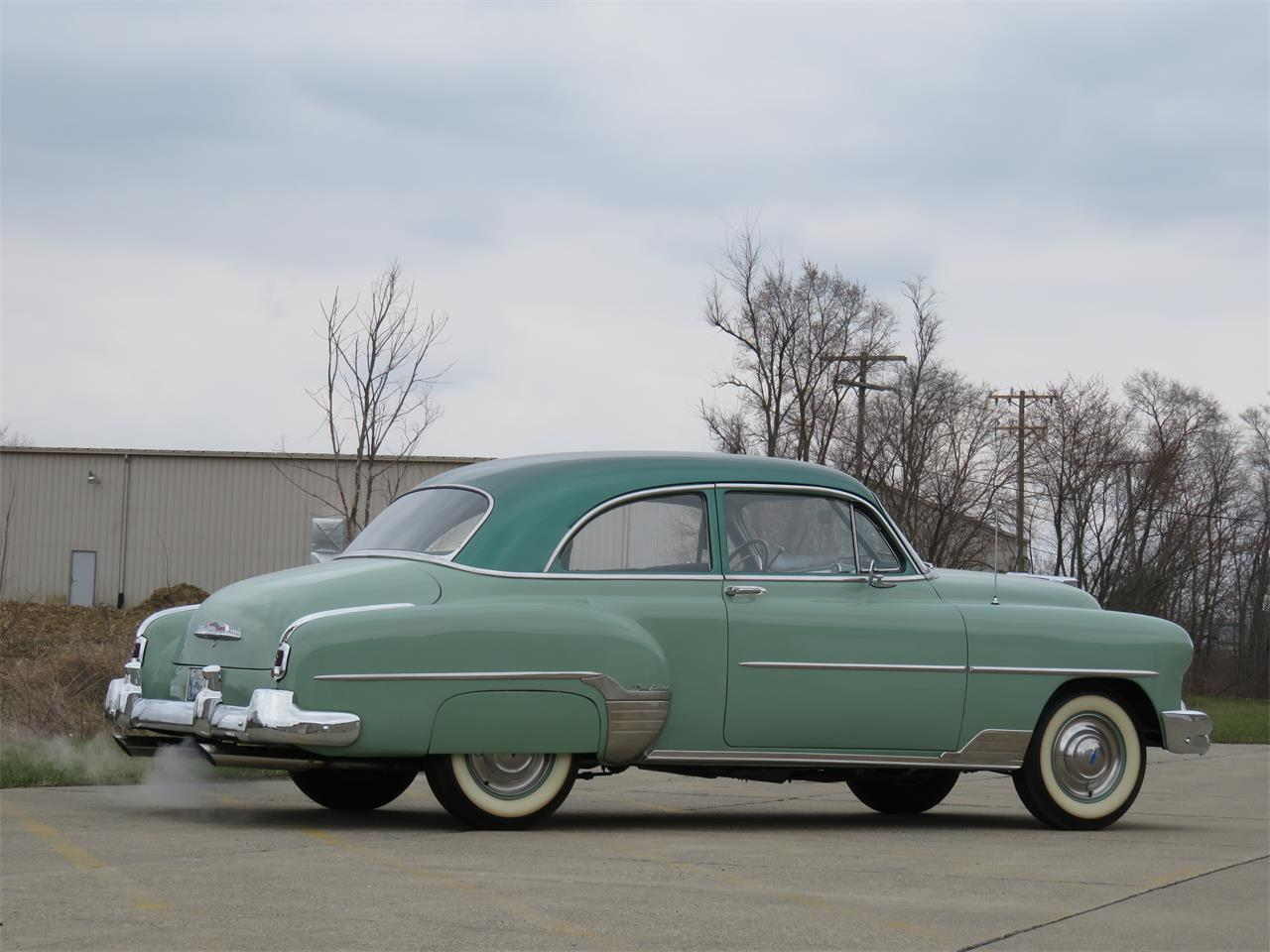 Large Picture of Classic 1952 Bel Air located in Kokomo Indiana Auction Vehicle - N81Z