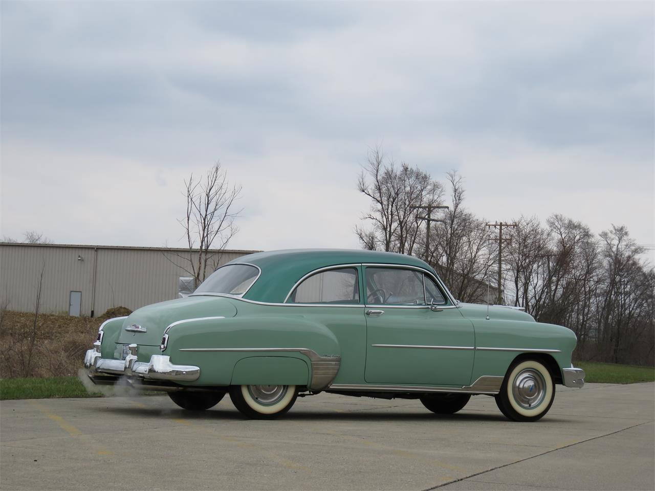 Large Picture of Classic '52 Chevrolet Bel Air located in Indiana Auction Vehicle Offered by Earlywine Auctions - N81Z