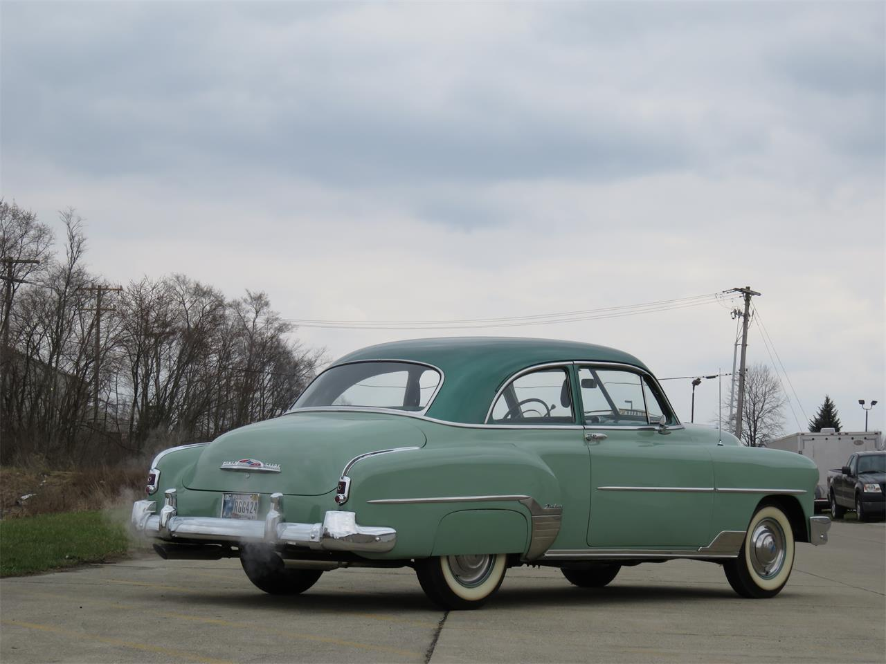 Large Picture of 1952 Chevrolet Bel Air located in Indiana Auction Vehicle - N81Z