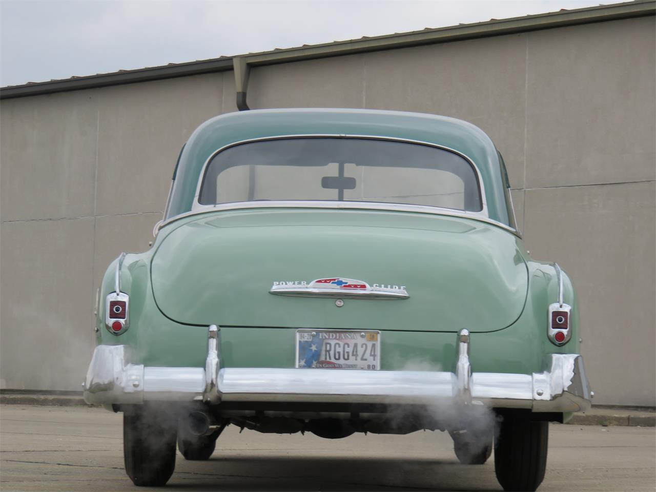 Large Picture of Classic '52 Bel Air - N81Z