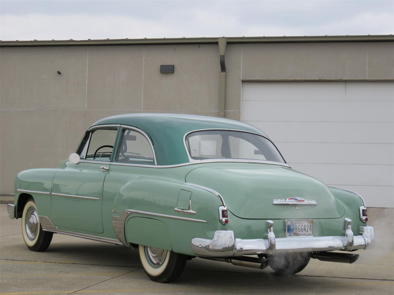 Large Picture of Classic '52 Chevrolet Bel Air located in Indiana Offered by Earlywine Auctions - N81Z