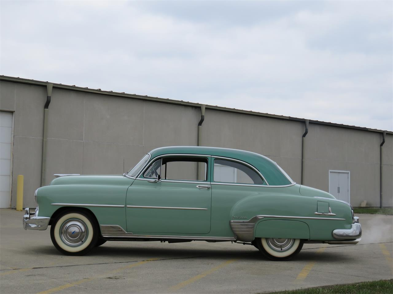 Large Picture of Classic '52 Chevrolet Bel Air Auction Vehicle Offered by Earlywine Auctions - N81Z