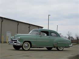 Picture of '52 Chevrolet Bel Air located in Indiana Auction Vehicle Offered by Earlywine Auctions - N81Z