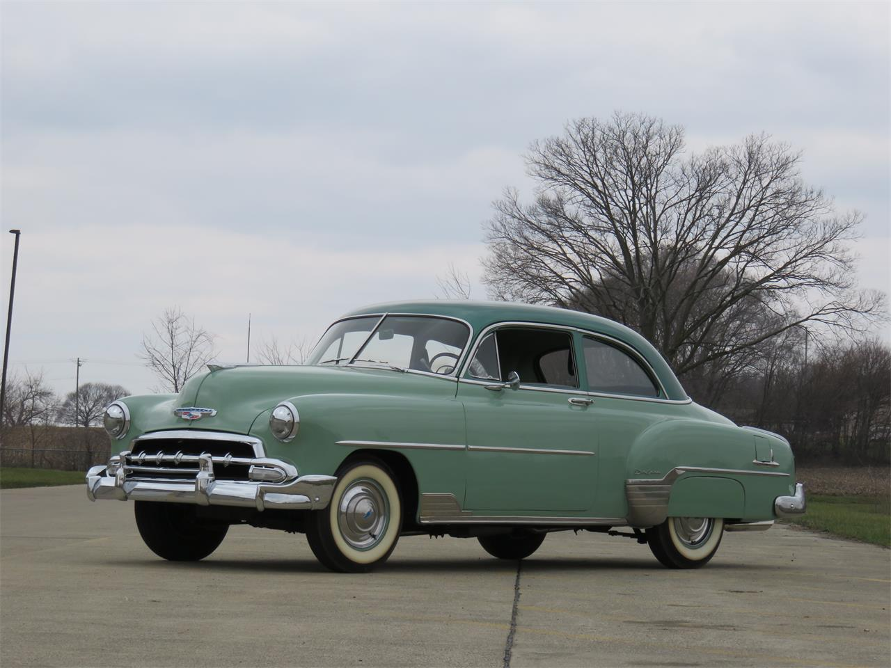 Large Picture of Classic 1952 Chevrolet Bel Air - N81Z