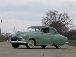 Picture of 1952 Chevrolet Bel Air Auction Vehicle - N81Z
