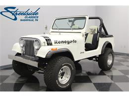 Picture of '84 CJ7 - N82C
