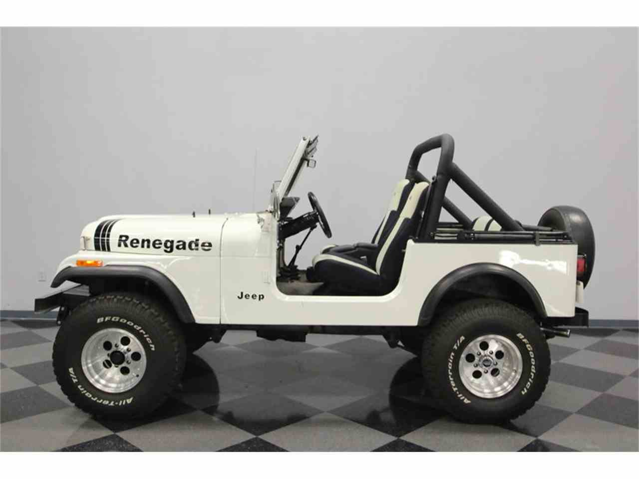 Large Picture of '84 CJ7 - N82C