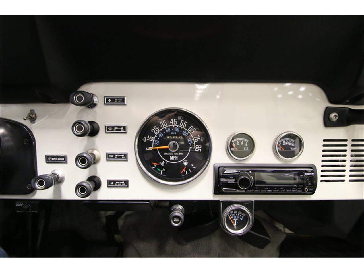 Large Picture of '84 Jeep CJ7 located in Lavergne Tennessee - $23,995.00 Offered by Streetside Classics - Nashville - N82C