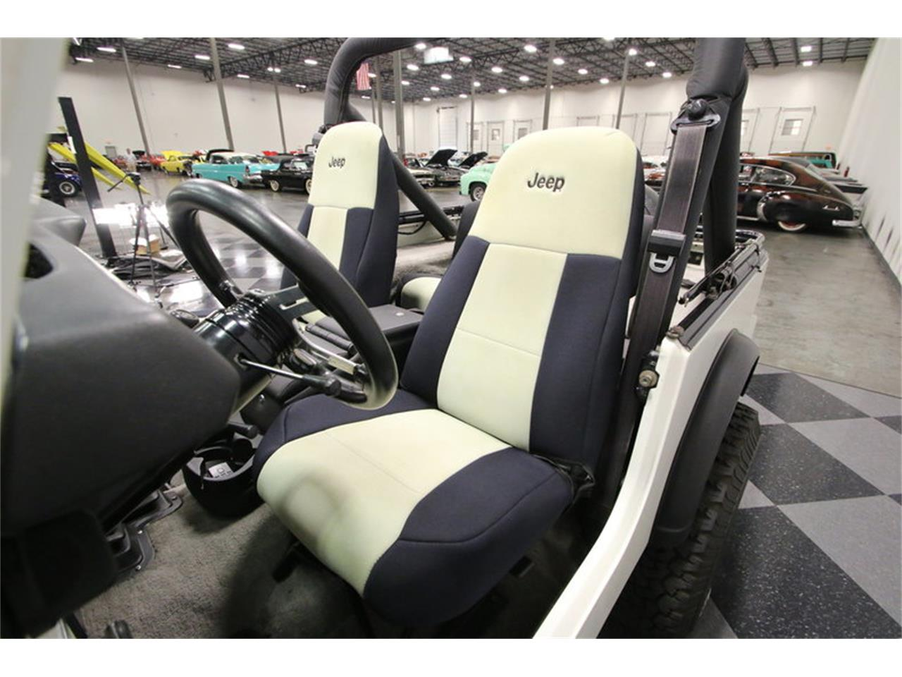 Large Picture of 1984 Jeep CJ7 Offered by Streetside Classics - Nashville - N82C