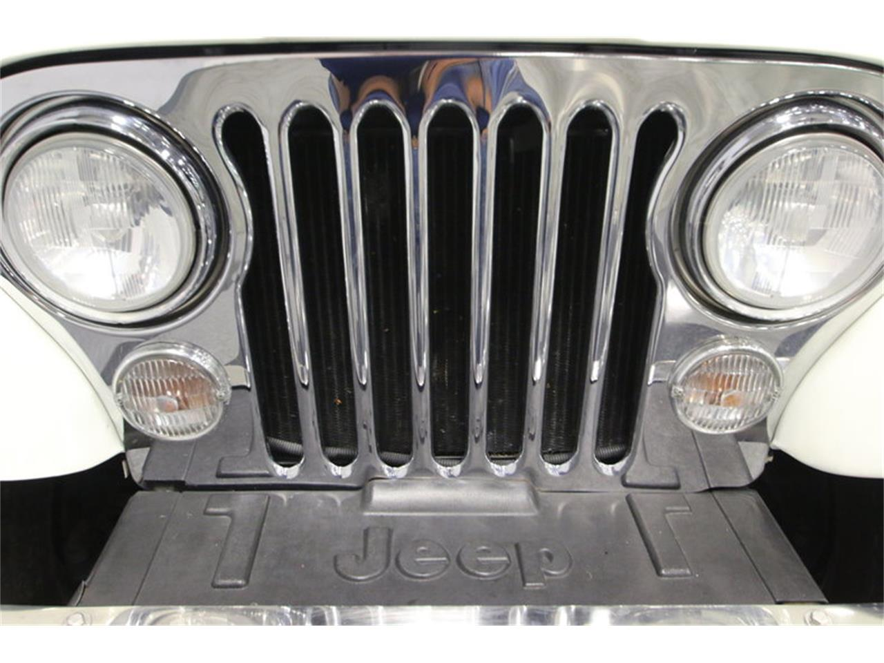 Large Picture of '84 Jeep CJ7 located in Tennessee Offered by Streetside Classics - Nashville - N82C