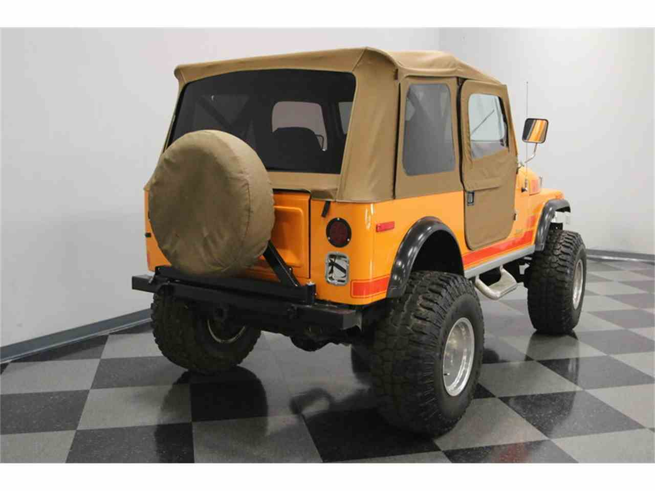 Large Picture of '83 CJ7 - N82F