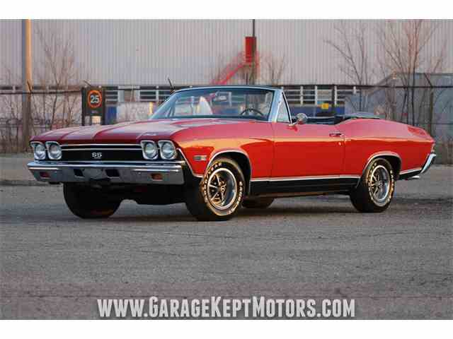 Picture of 1968 Chevelle Offered by  - N82G