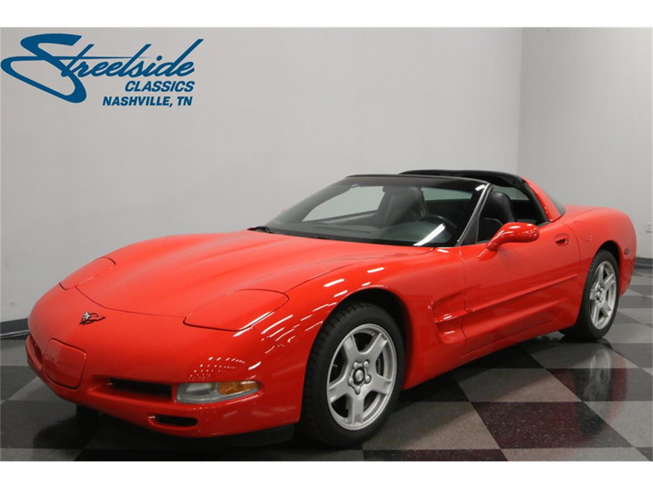 Large Picture of '99 Chevrolet Corvette Offered by Streetside Classics - Nashville - N82I